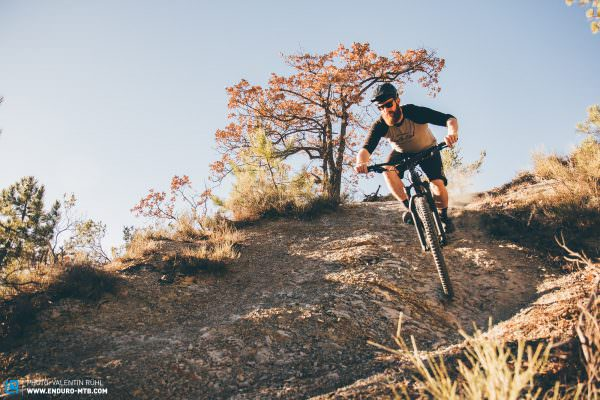 It's on the downhills that the Transition Smuggler shines