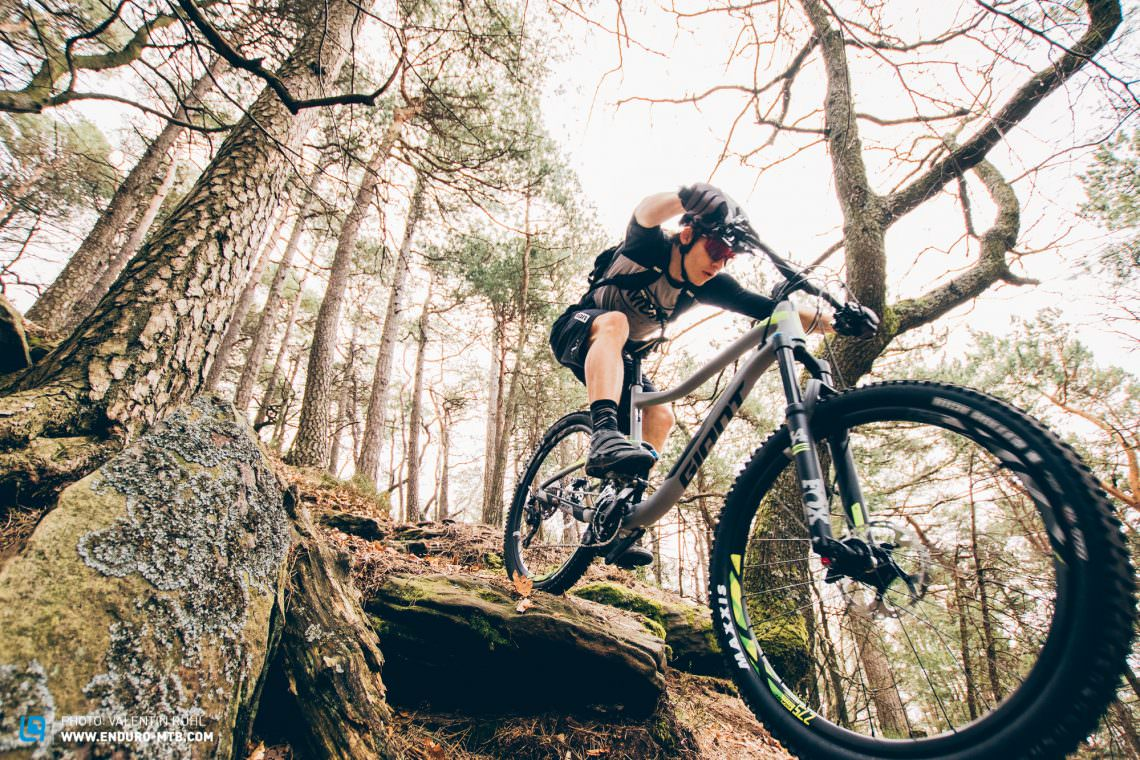 Giant Trance 1 5 LTD review | ENDURO Mountainbike Magazine