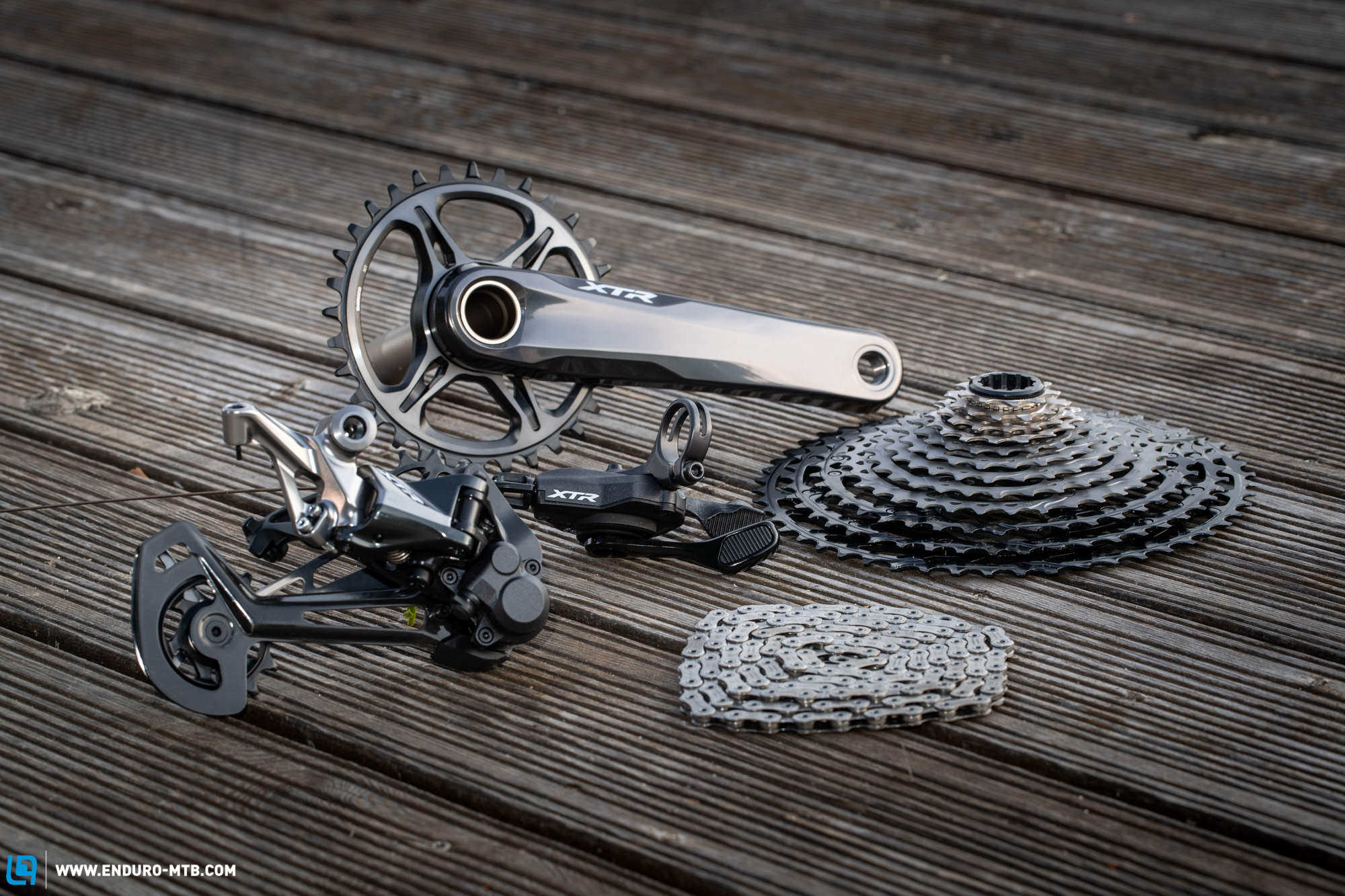 Shimano XTR M9100 launched: 12-speed drivetrain with massive range