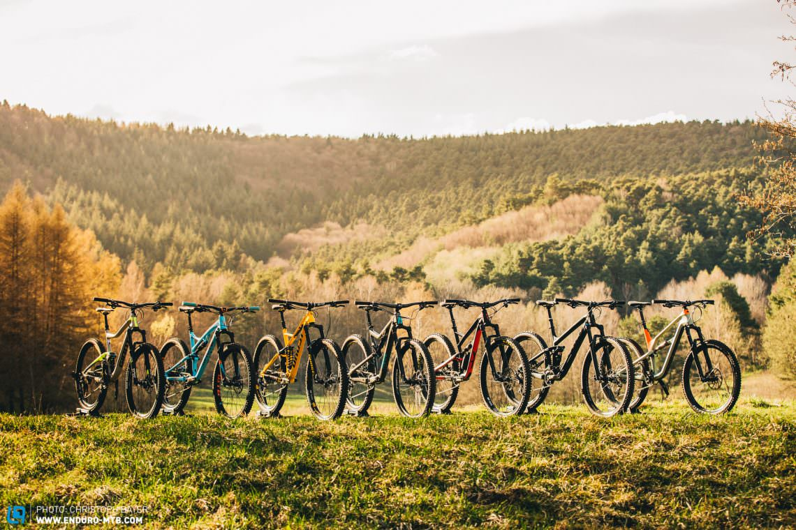 Good Times Guaranteed 7 Trail Bikes Under 3 000 In Review