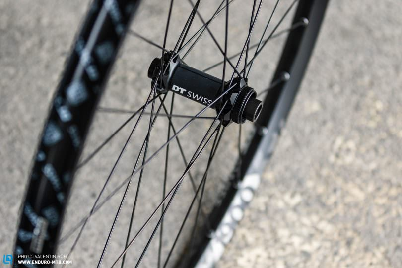 check out bf3bb d5edb Presenting the new DT Swiss 1900 Spline wheeleset | ENDURO ...