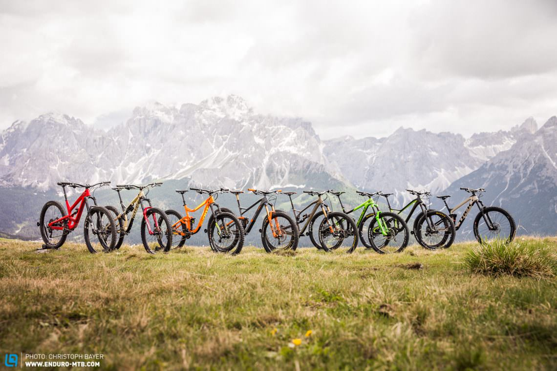 Love At First Sight 8 Enduro Bikes Under 4500 In Review
