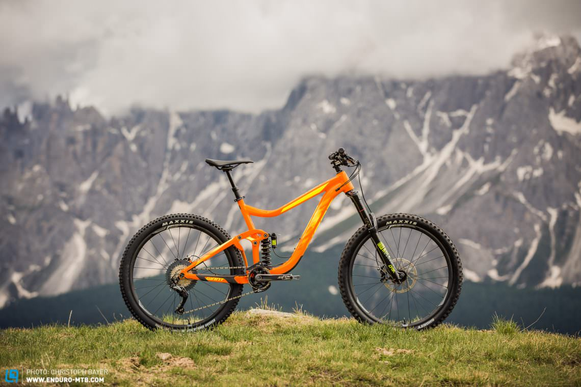 8d7afdc5213 Giant Reign SX Review | ENDURO Mountainbike Magazine