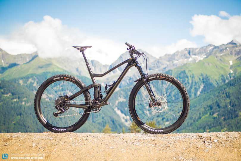 SCOTT Genius 2019 – New rear shock and improved spec for