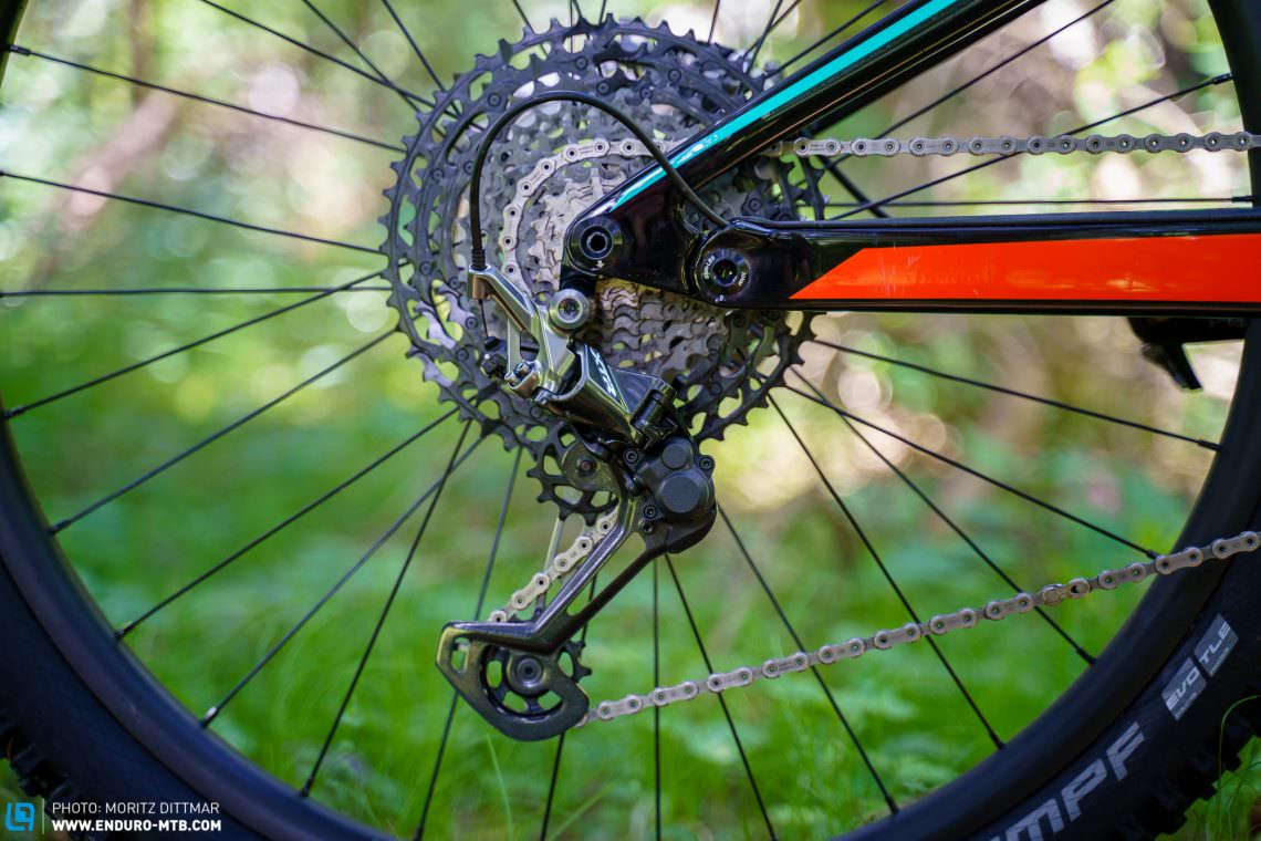 First ride review: Shimano XTR M9100 12-speed drivetrain and 4
