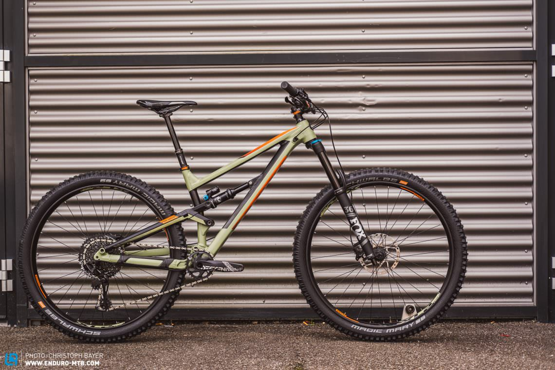 7d83a5697 Polygon Siskiu N – A new enduro bike at a fair price