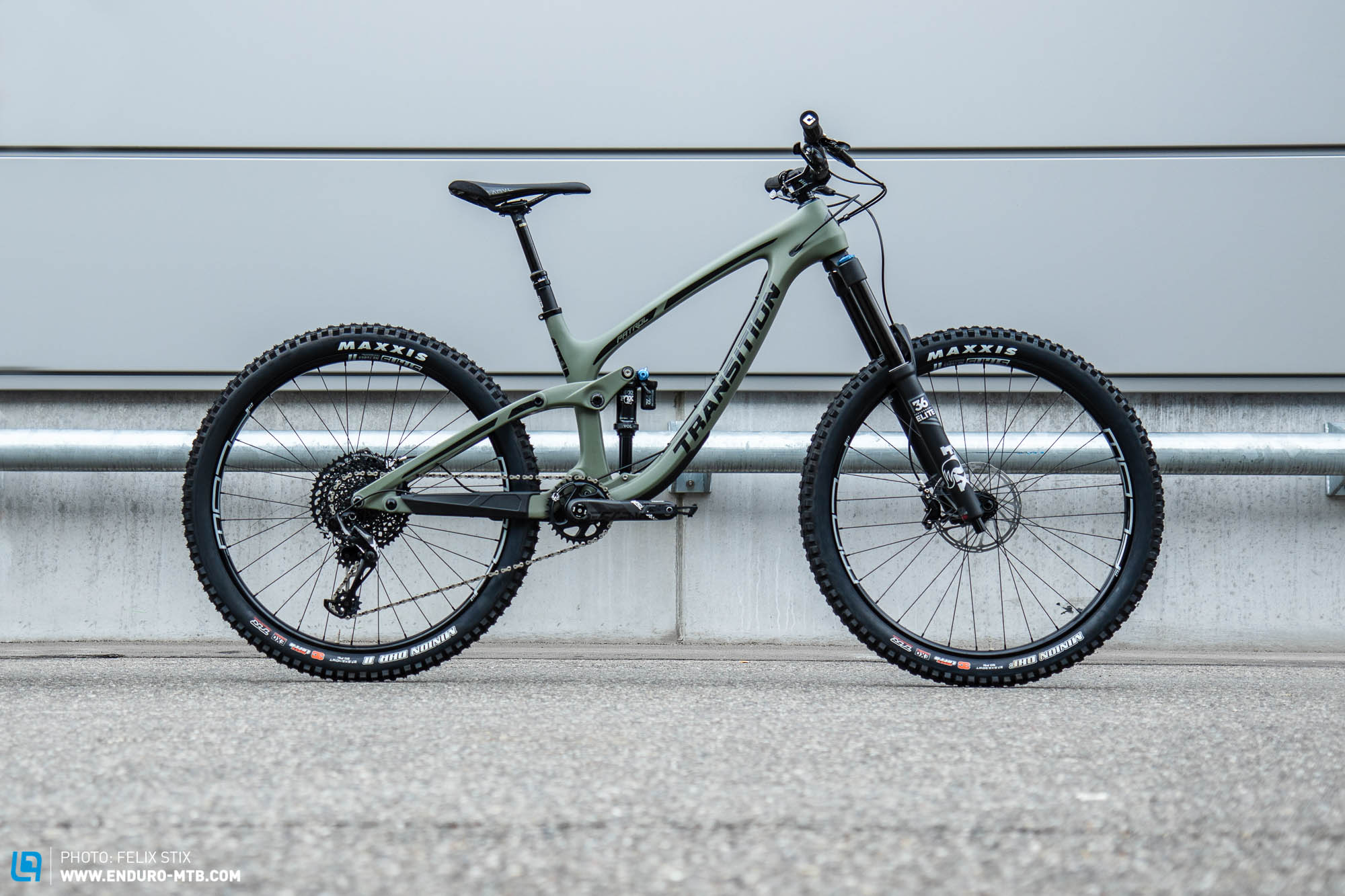 Transition Patrol Jetzt Auch In Carbon