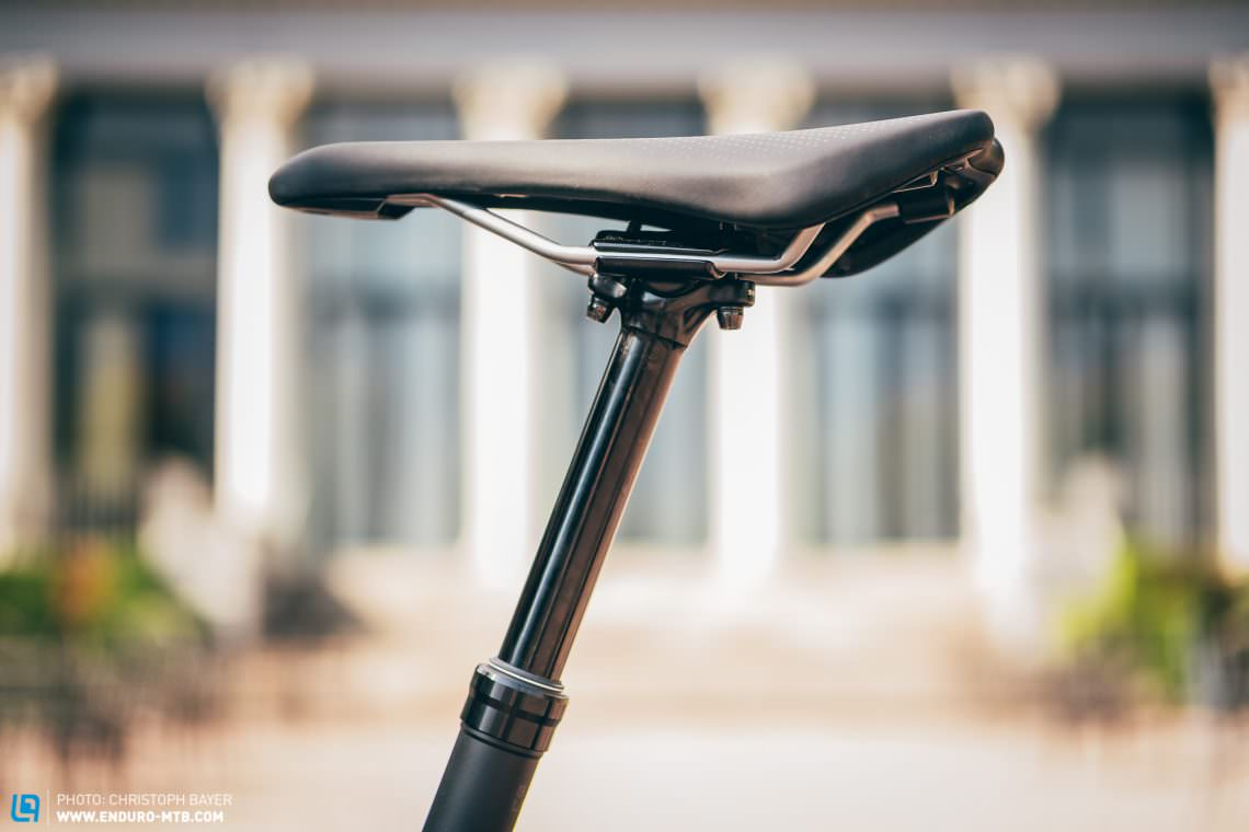 554797c312c Bontrager's Line dropper seat post has been redesigned for improved  reliability