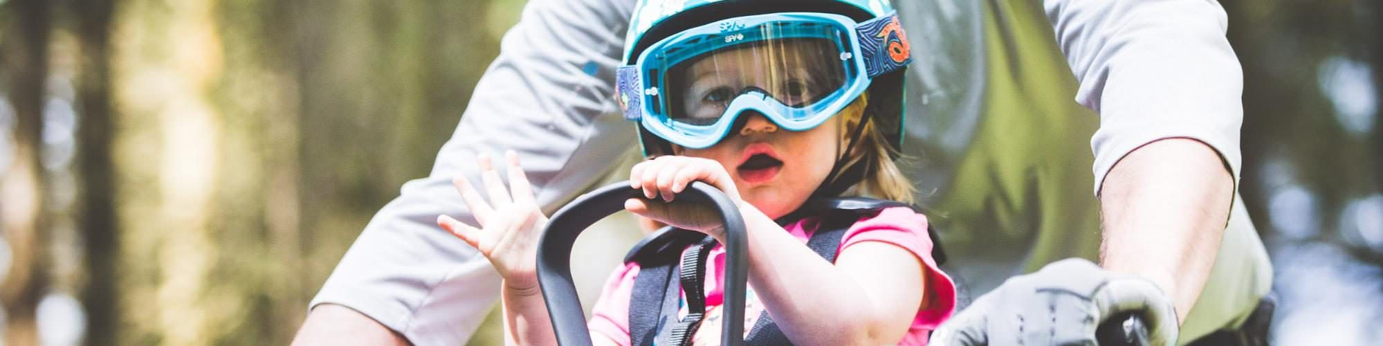 The best MTB child seat – a guide to kid's bike seats