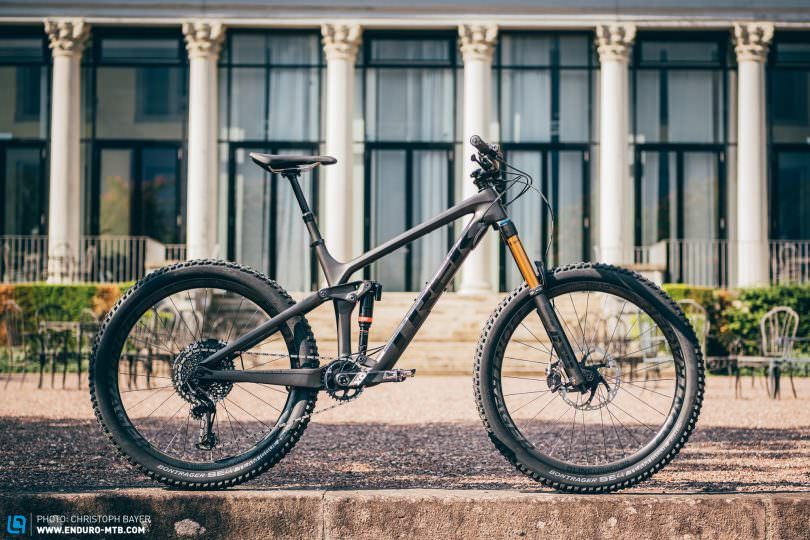 7c36ebbc918 First Look: Trek Remedy 2019 with new frame and specs | ENDURO ...