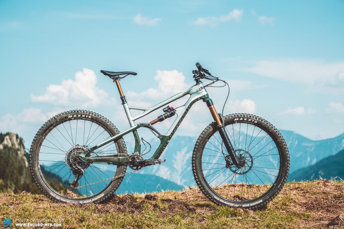 b6c81579ea6 Cannondale Jekyll 29 1 in review | ENDURO Mountainbike Magazine