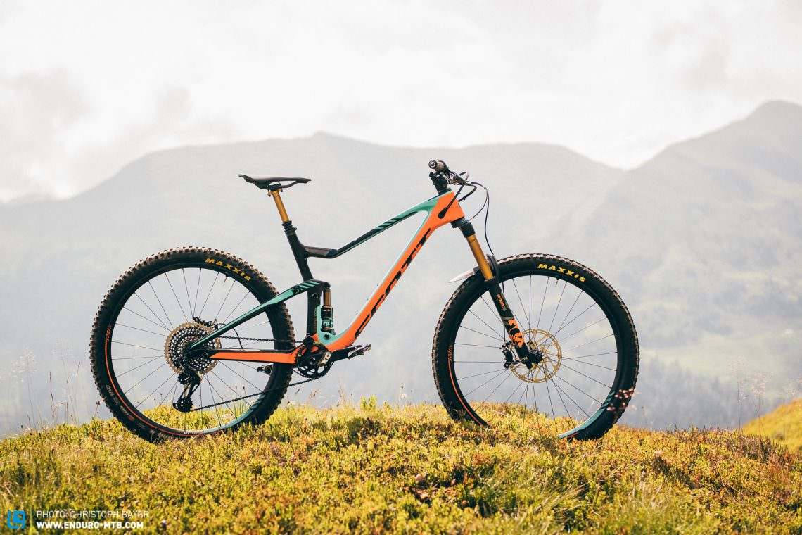 Long-term review: 2018 SCOTT Genius 900 Tuned | ENDURO