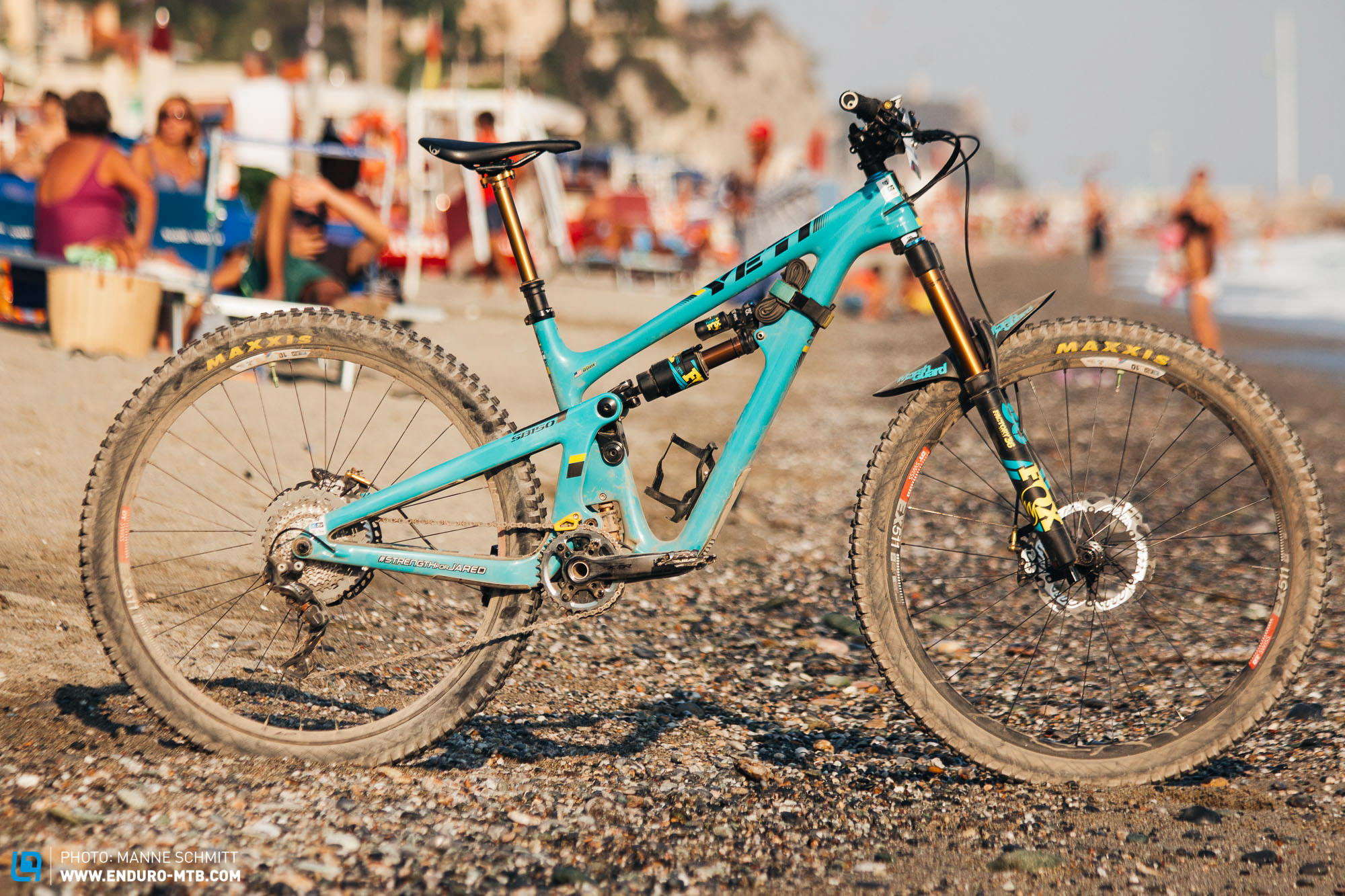 a7fec7a70b1 Pro Bike Check: Richie Rude´s Yeti SB150 | ENDURO Mountainbike Magazine