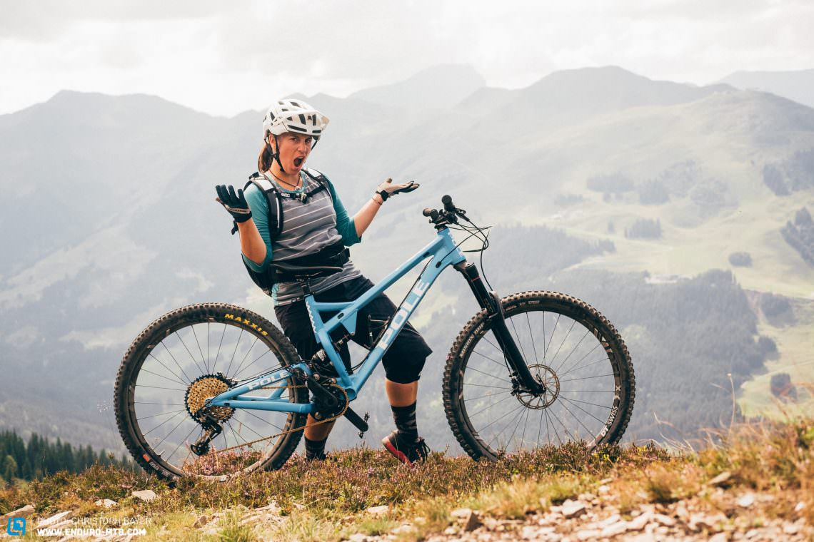 3582dfe9e86 Pole EVOLINK in size Small: Are long 29er bikes any good for short ...