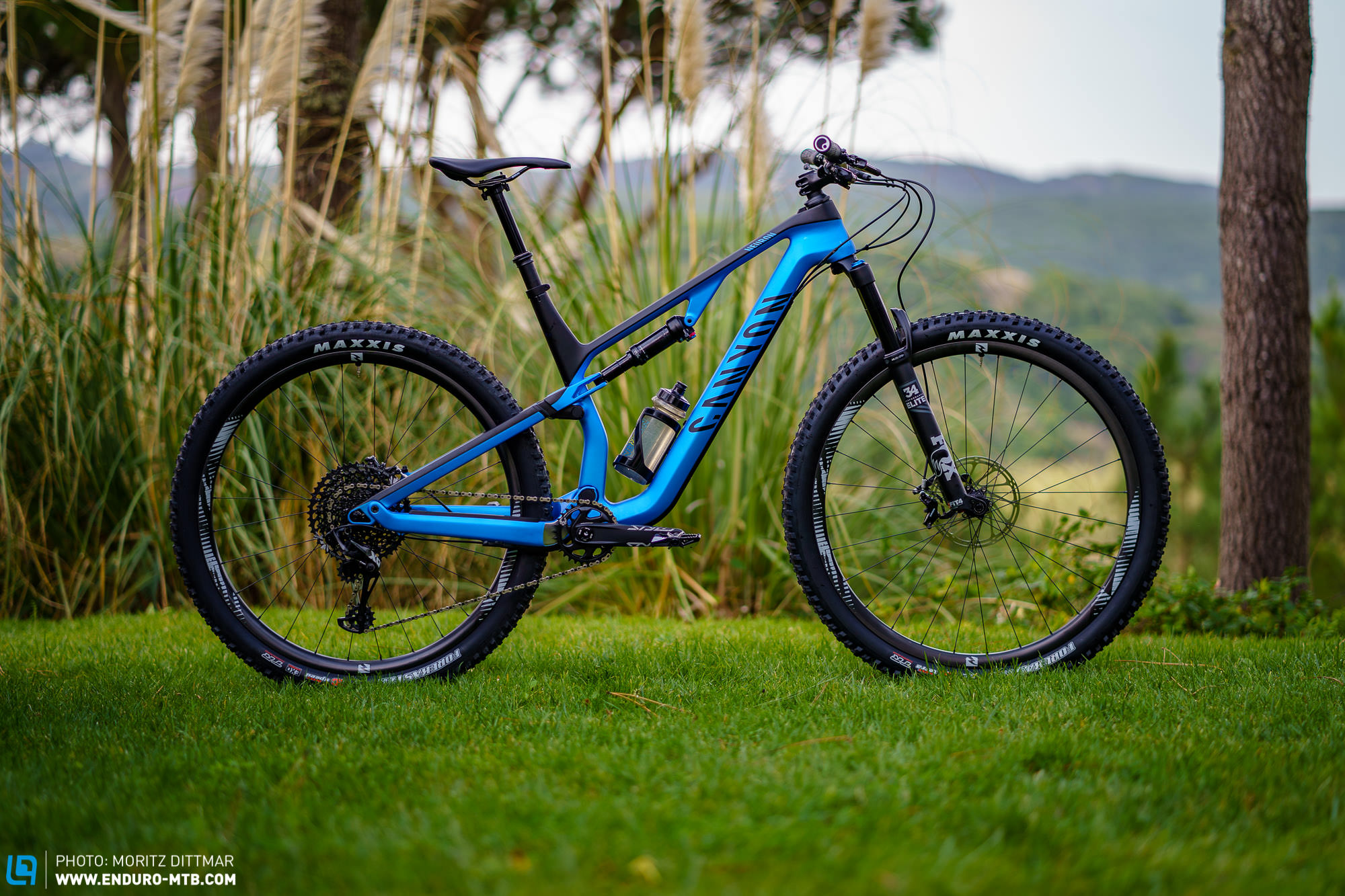 First Ride Review Canyon Neuron Cf 2019 All New 29er Trail Bike