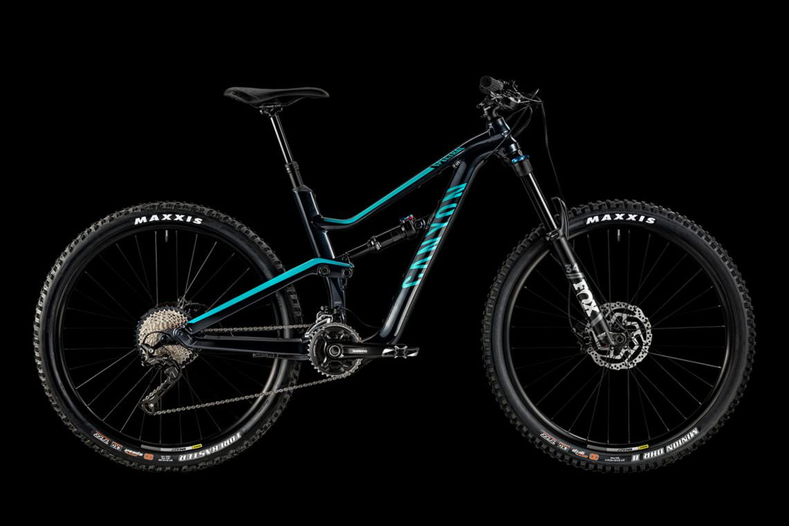 39b519536b7 First Look: 2019 Canyon Spectral – All build variants in comparison ...