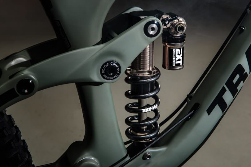 EXT Racing Shox presents new STORIA coil shock | ENDURO Mountainbike