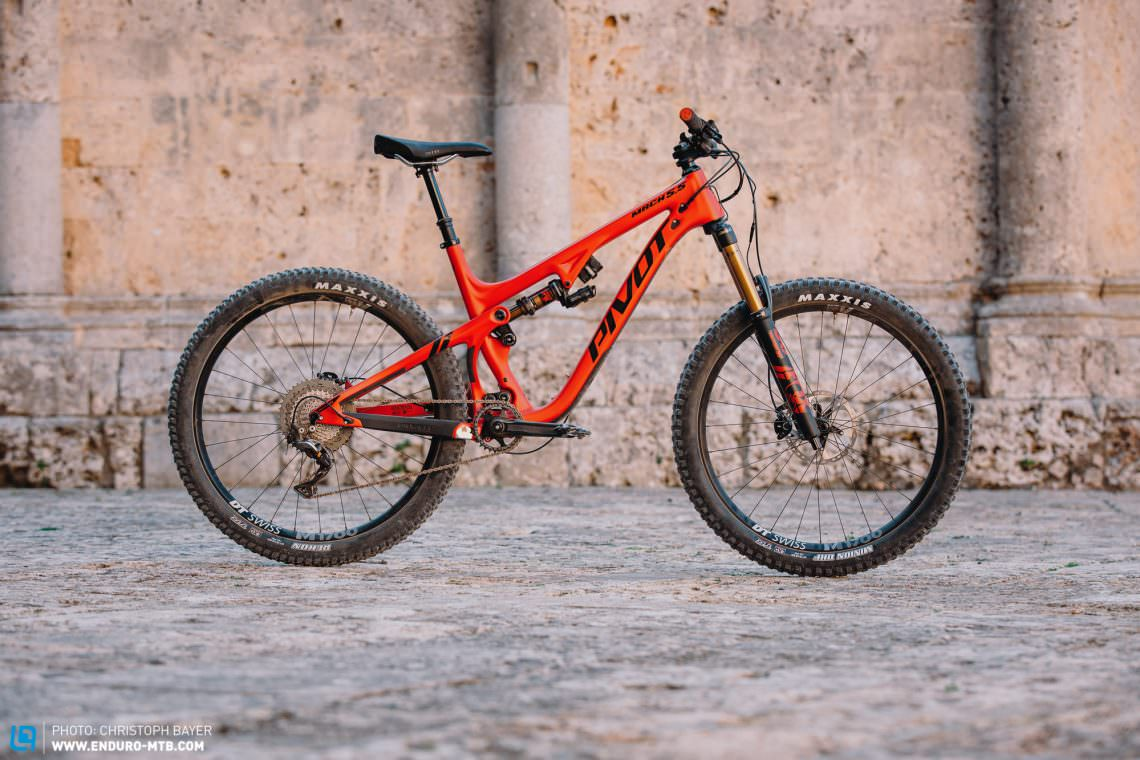 Pivot Mach 5 5 Pro Xt Review Enduro Mountainbike Magazine