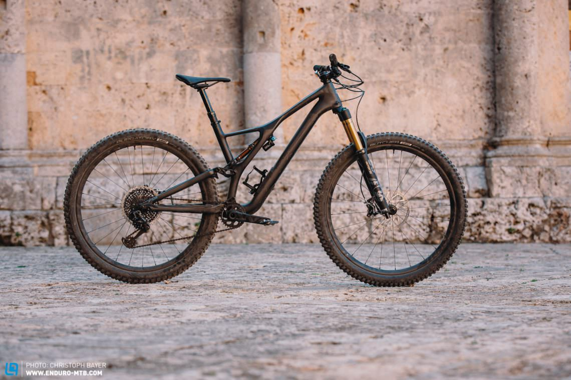 Specialized S-Works Stumpjumper 29 Review | ENDURO