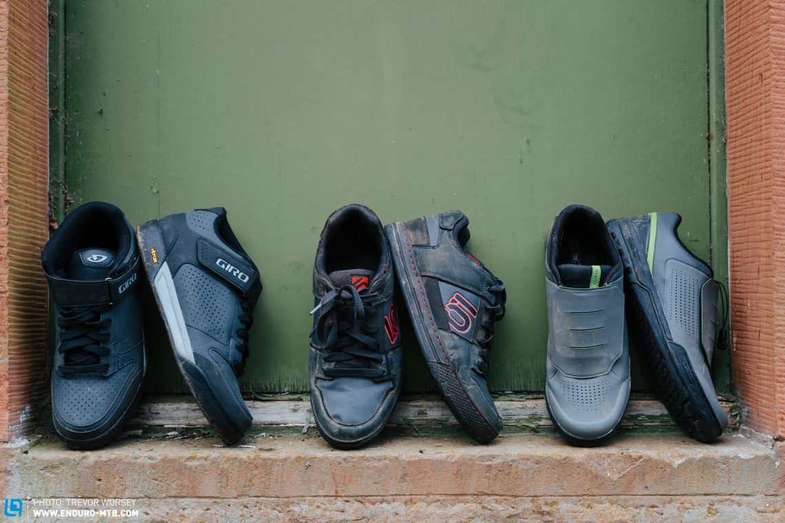 The Best Flat Pedal Mtb Winter Shoes You Can Buy Enduro