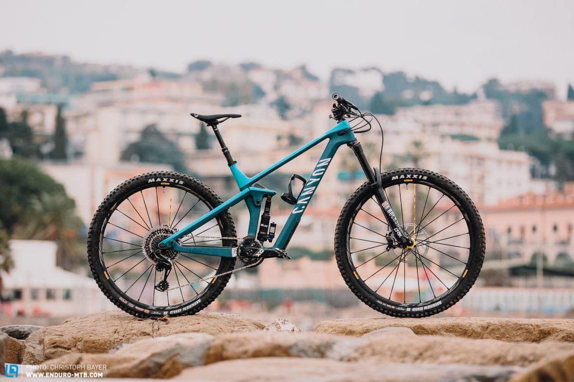 Canyon Strive CFR 9 0 Team 2019 review | ENDURO Mountainbike Magazine