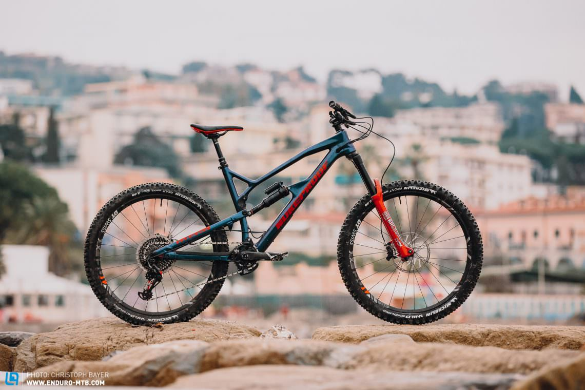 Nukeproof Mega 275C RS review | ENDURO Mountainbike Magazine