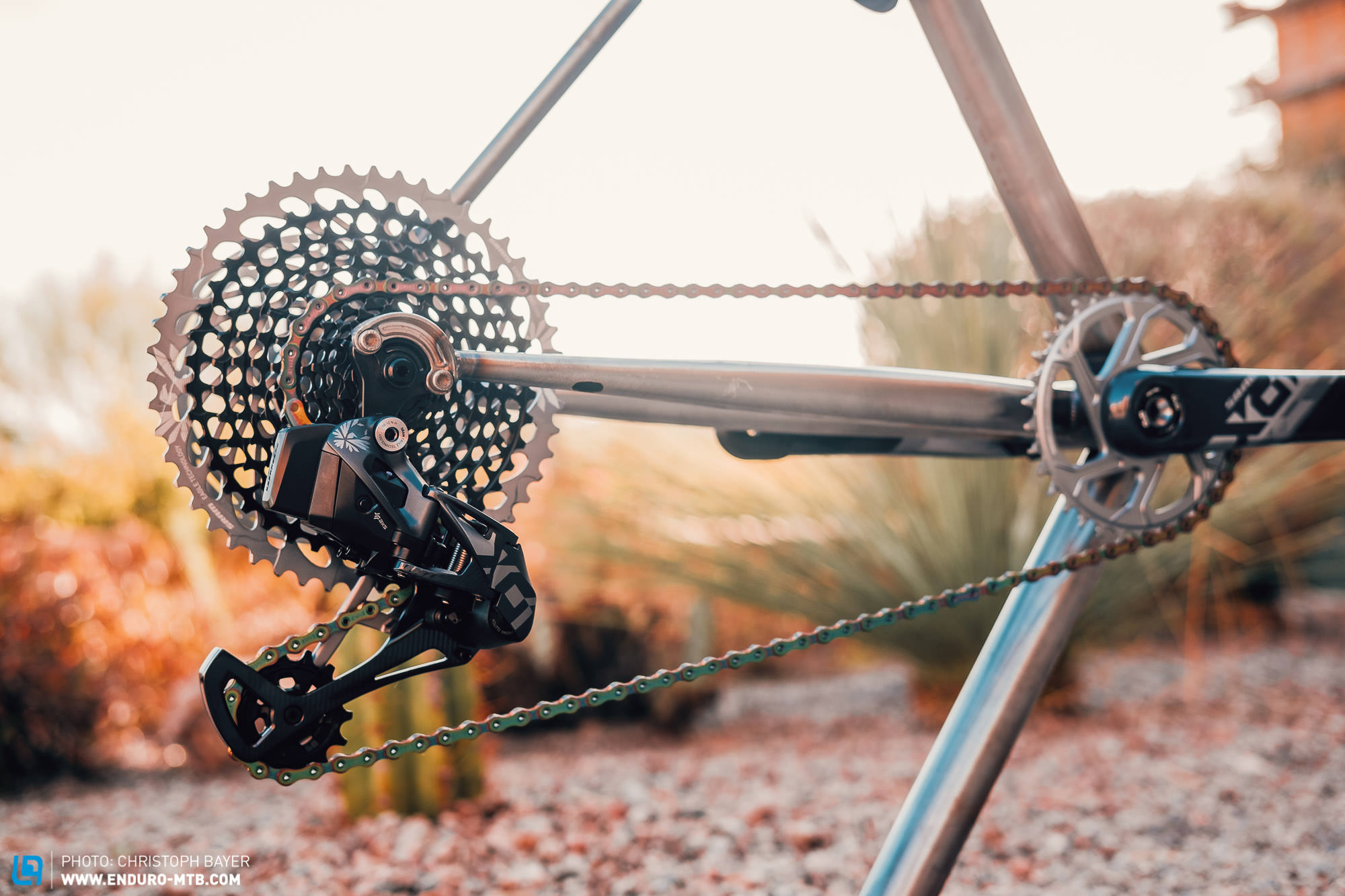 First Ride Review: Electronic SRAM XX1 Eagle AXS – the best
