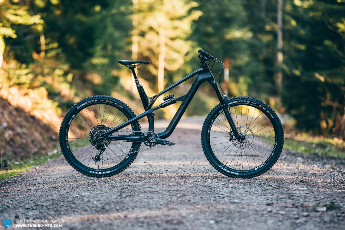 Canyon Spectral CF 7 0 in review | ENDURO Mountainbike Magazine