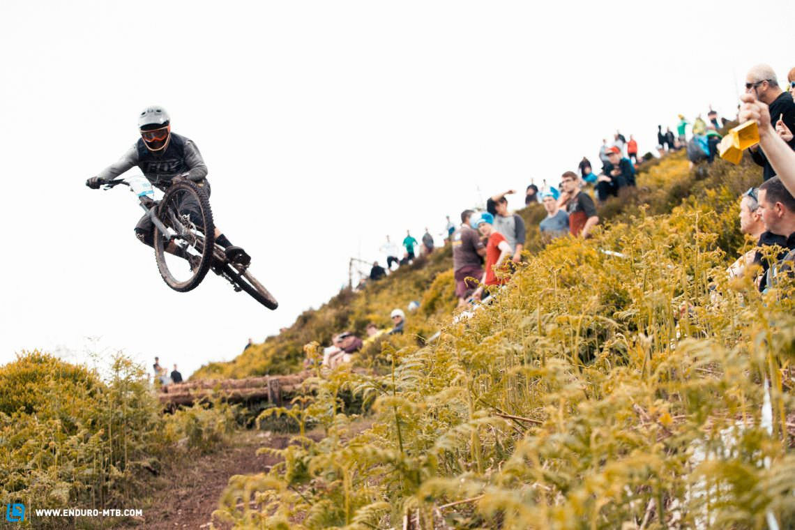 bdaec38fc00 Are you taking the plunge this year and having a go at your first enduro  race? While you may not be fit enough to enduro like a pro, we show you how  ...
