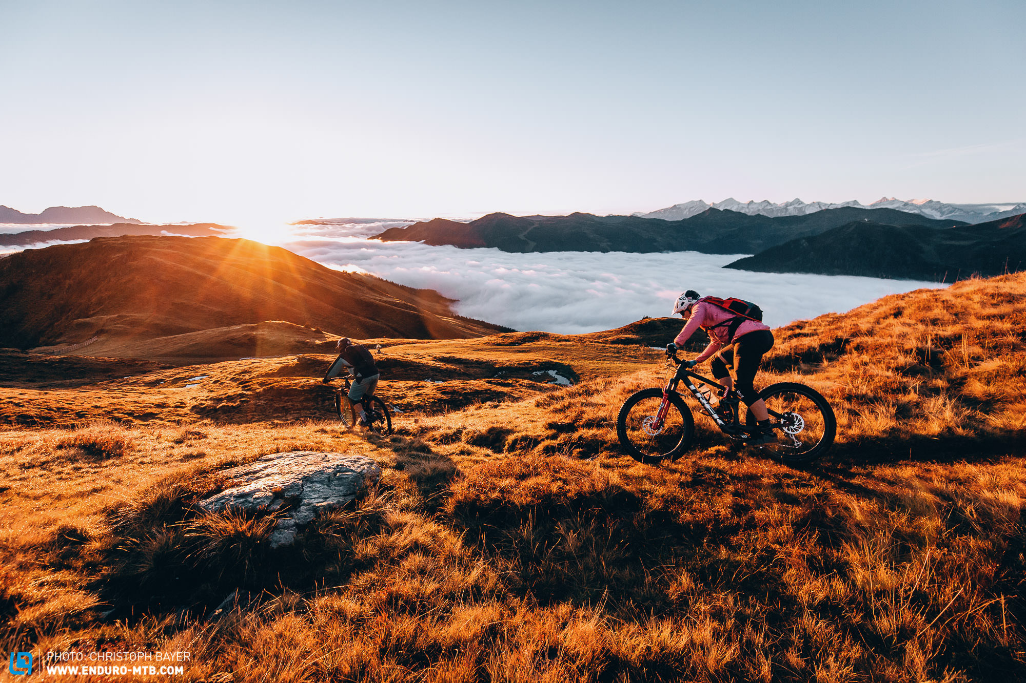 47345f3a0a9 Saalbach Hinterglemm on mountain bikes – The valley of endless opportunities