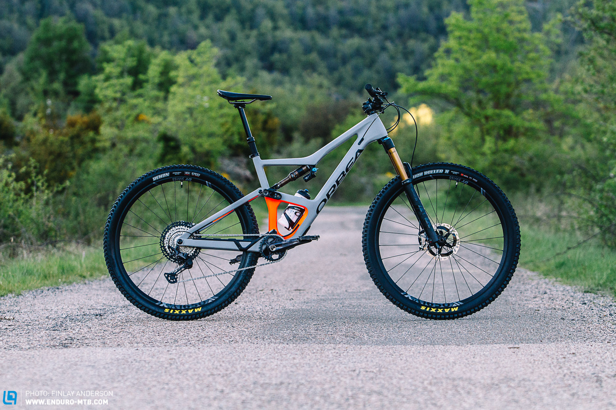 Best Digital Photo Frame 2020 First Ride Review: Orbea Occam 2020 – the Spanish trail bike