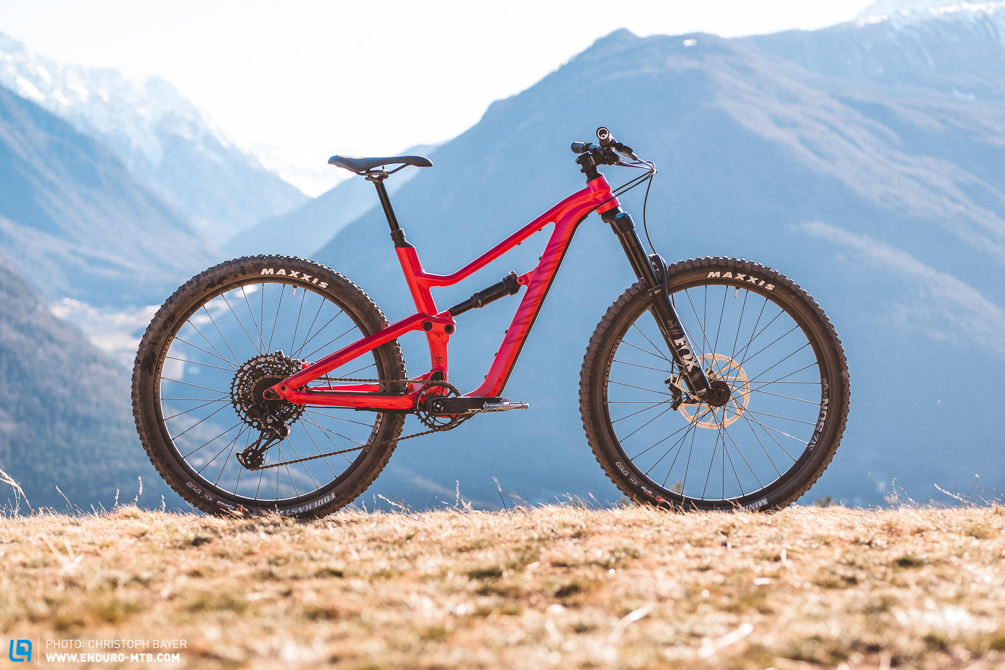 Keep it easy! – Canyon Spectral WMN AL 5 0 in review | ENDURO