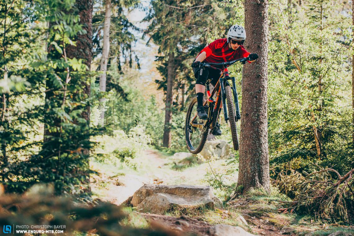 Canyon Strive CF 5 0 in review | ENDURO Mountainbike Magazine