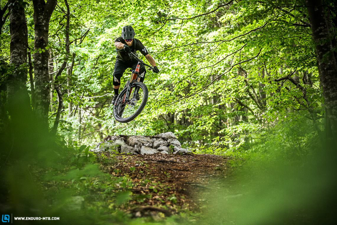 Yeti SB140 First Ride Review – Time To Rip