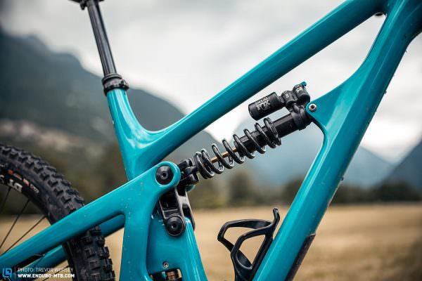 Yeti SB165 First Ride Review – Rip or Race? | ENDURO Mountainbike