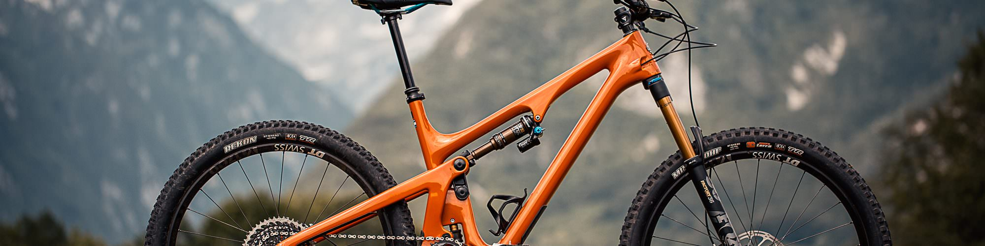 Yeti SB140 First Ride Review – Time To Rip | ENDURO