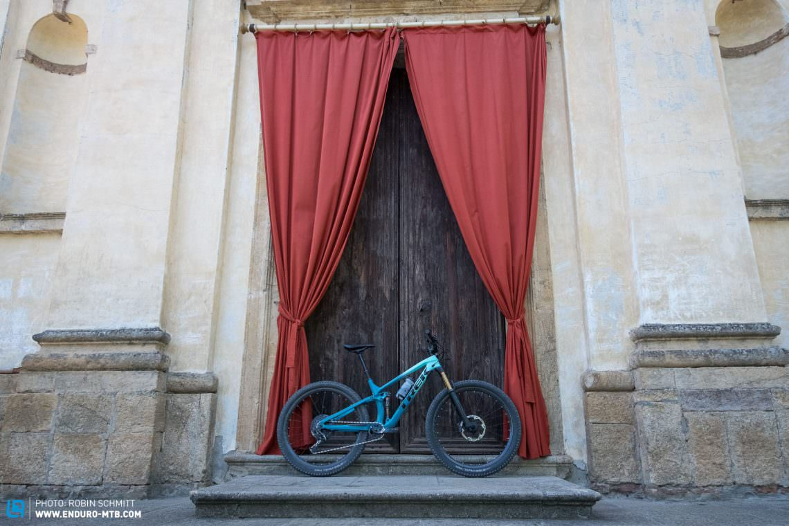 First ride review: the new Trek Fuel EX 9 9 2020 – longer