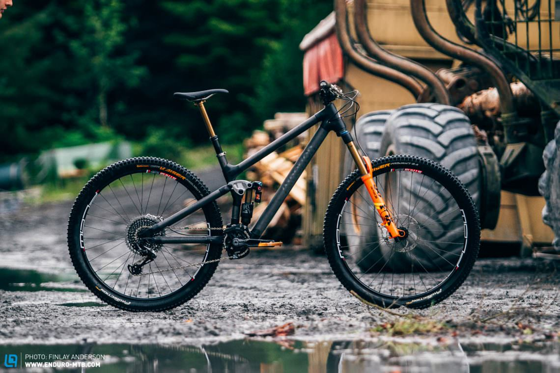 One of a kind – Behind closed doors at Atherton Bikes