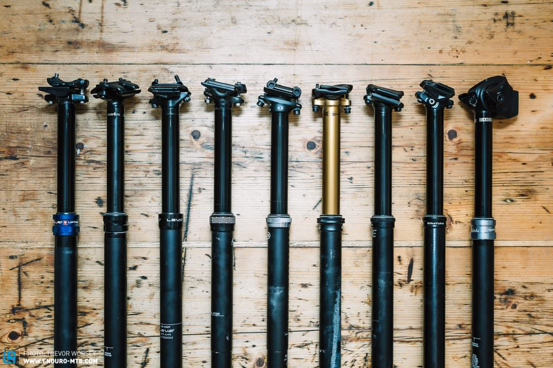 The Best Dropper Post of 2020 – 8 posts put to the test