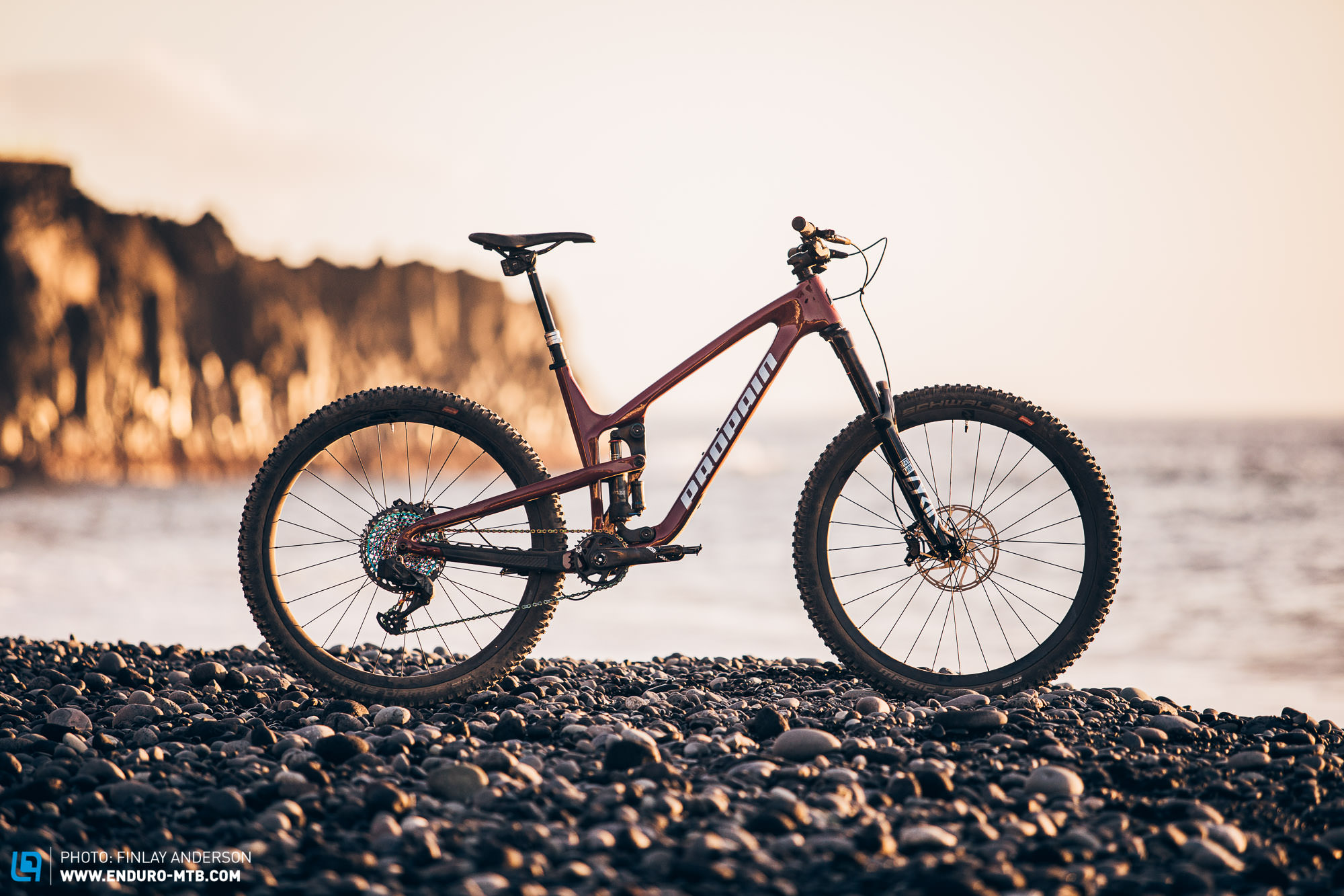 First Ride Review: Propain Tyee 29 - the reincarnation of the fun all-rounder! | ENDURO Mountainbike Magazine