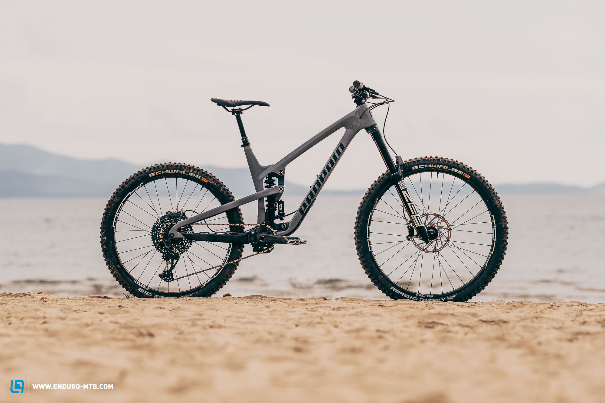 The 2021 Propain Spindrift CF Mix review – To mullet or not to mullet? | ENDURO Mountainbike Magazine