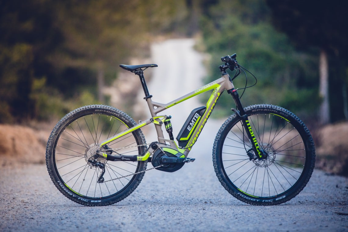 Bergamont E-Line Contrail 6 0 400 Review | E-MOUNTAINBIKE