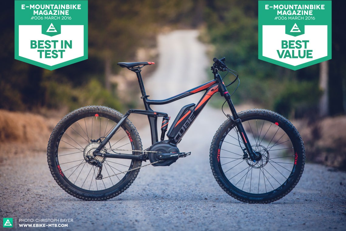 good looking top design best sale CUBE Stereo Hybrid 140 Pro Review | E-MOUNTAINBIKE Magazine