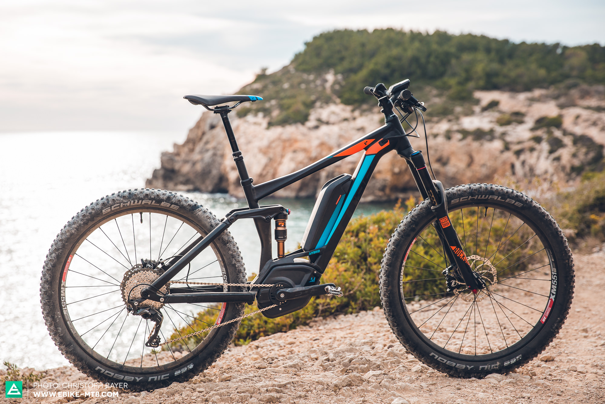 cheap sale on sale on feet shots of CUBE Stereo Hybrid 140 HPA 500 27.5+ Review | E-MOUNTAINBIKE ...