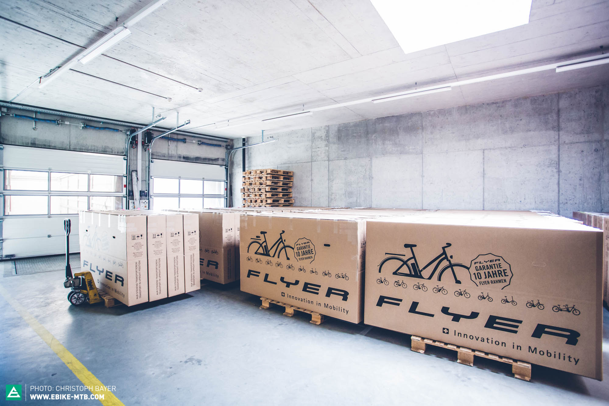 Swiss Made – a look behind the scenes at FLYER E-Bikes | E ...
