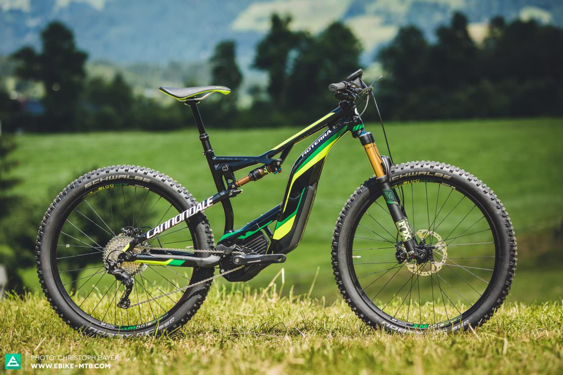 05cc86e8263 First Ride: Cannondale Moterra LT 1 | E-MOUNTAINBIKE Magazine