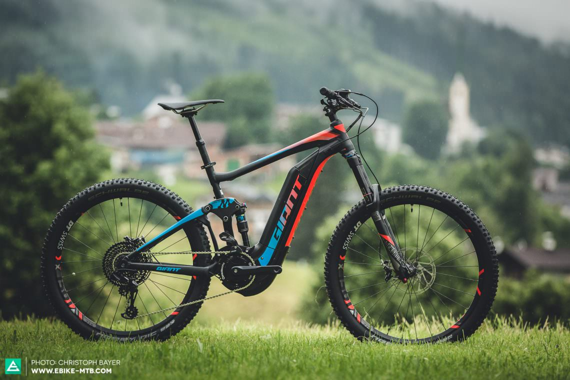 First Ride: Giant Full-E+ 2017 – alles neu außer dem Namen | E ...