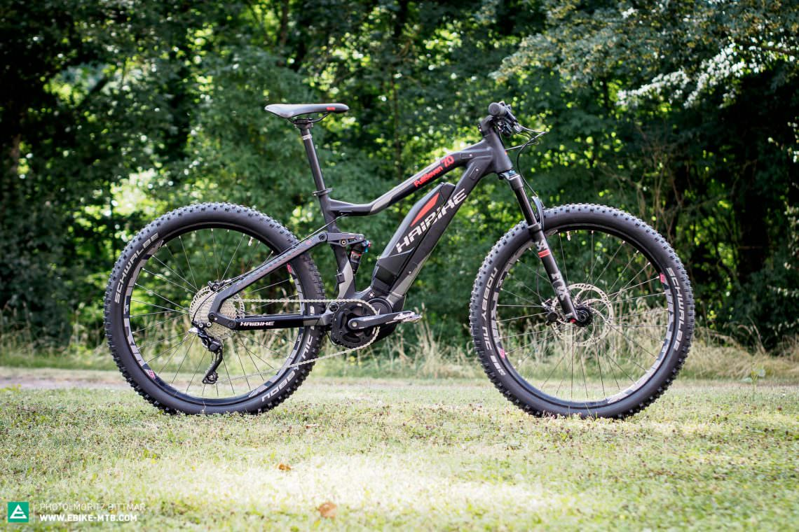 2b372ac7873 Haibike SDURO FullSeven 2017. While offering a similar spec to the other  fullies, the SDURO FullSeven is satisfied with