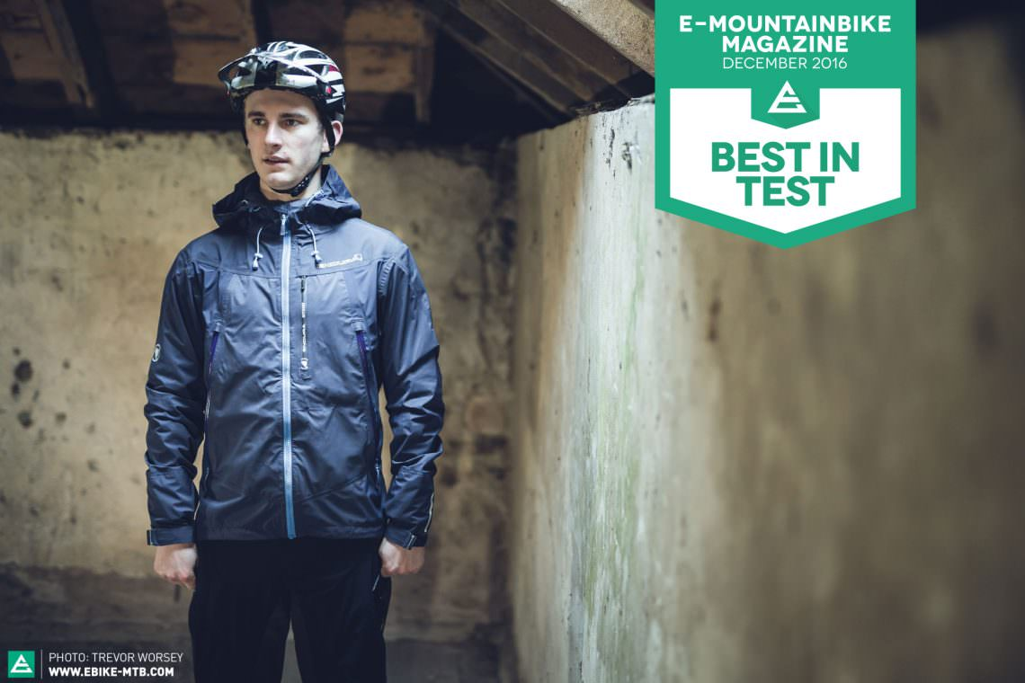 The MT500 Range is Endura's real bad weather gear, designed for the rigours of a Scottish mountainside.