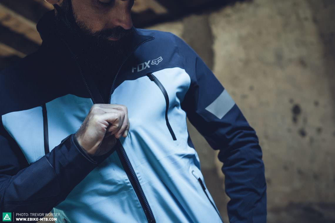 Some of the more expensive jackets now feature highly stretchy fabric, though this does come at the expense of the waterproof rating.